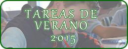 Tareas de Verano 2015