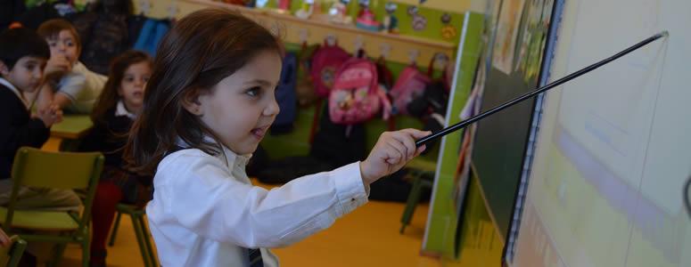 Las nuevas tecnologías en educación infantil-primaria
