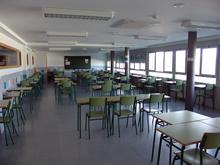 Colegio Interno, aula de estudio