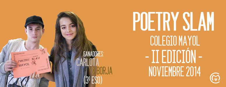 II Edicion Poetry Slam