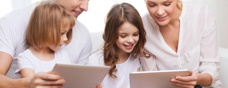 Consejos para tus hijos sobre internet