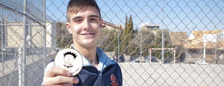 Roberto Lopez-Rey Campeon del Mundo de Karate WKF