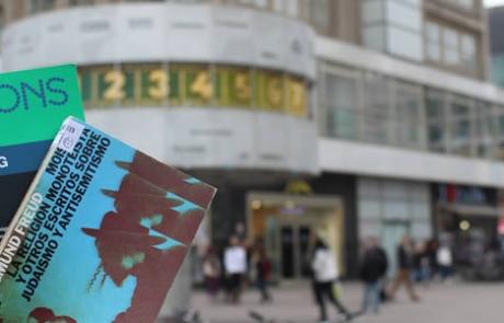 Bookcrossing en Berlín