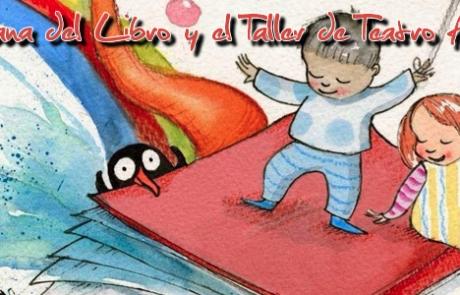 La Semana del Libro y el Taller de Teatro Arlequino's