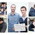 Primera competición, Desafíos Matemáticos