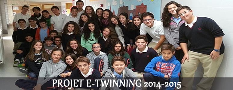 Project e-twinning 2014-2105