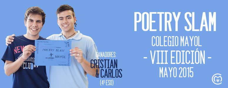 VIII Edicion Poetry Slam