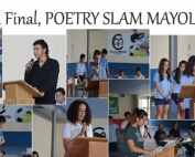 GRAN FINAL POETRY SLAM MAYOL 2015