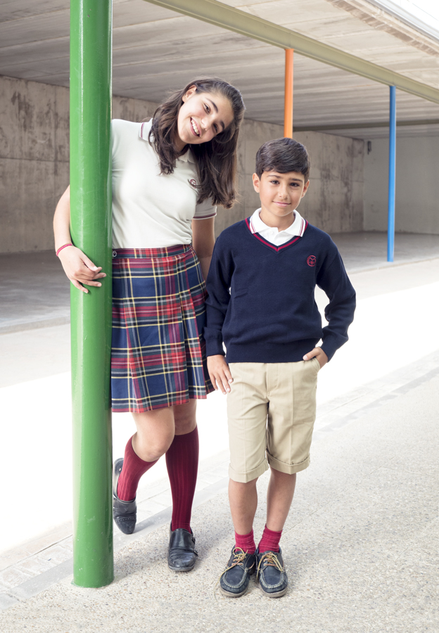 Uniforme Escolar - Educación Secundaria