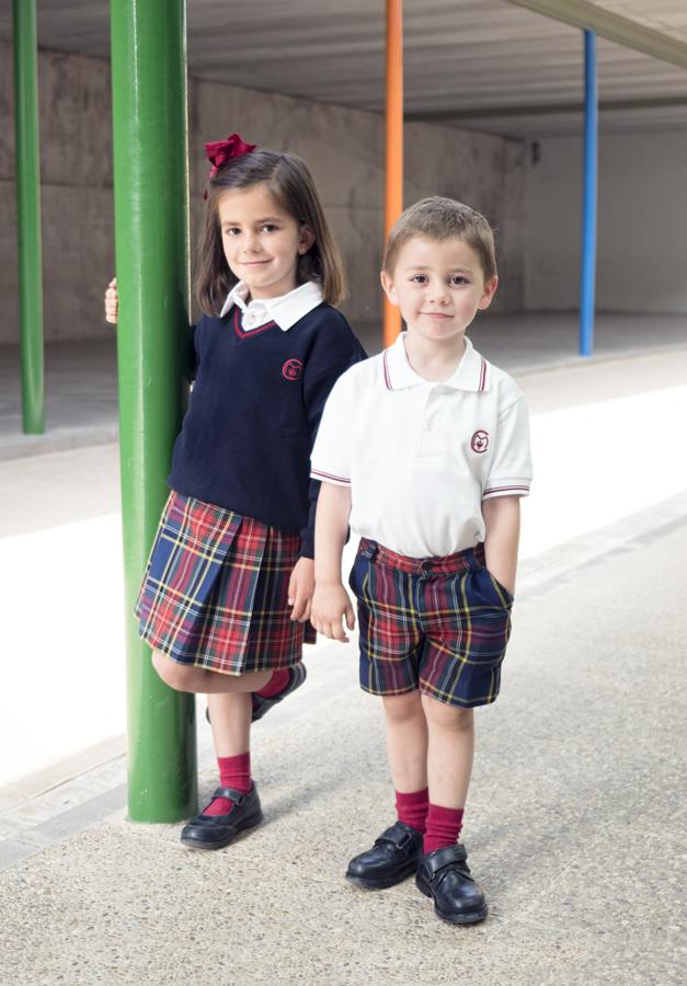 Uniforme Escolar - Educación Primaria