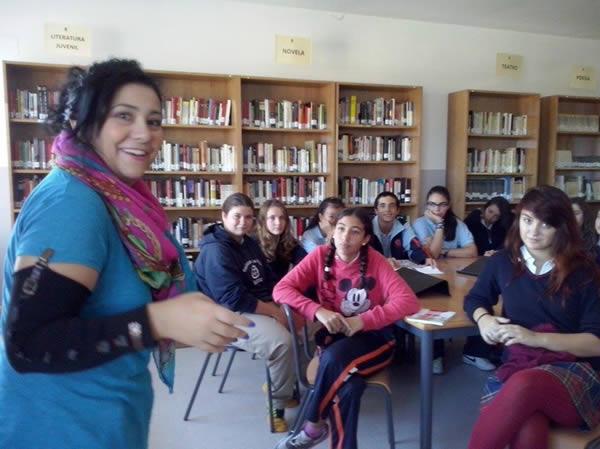 Encuentros poéticos con Ruth Rodríguez