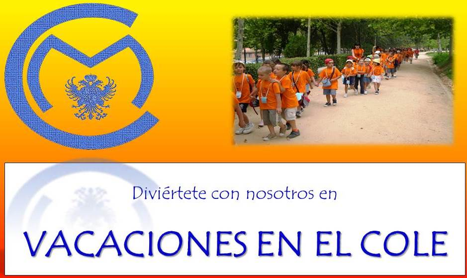 VACACIONES EN EL COLE - TOLEDO 2016