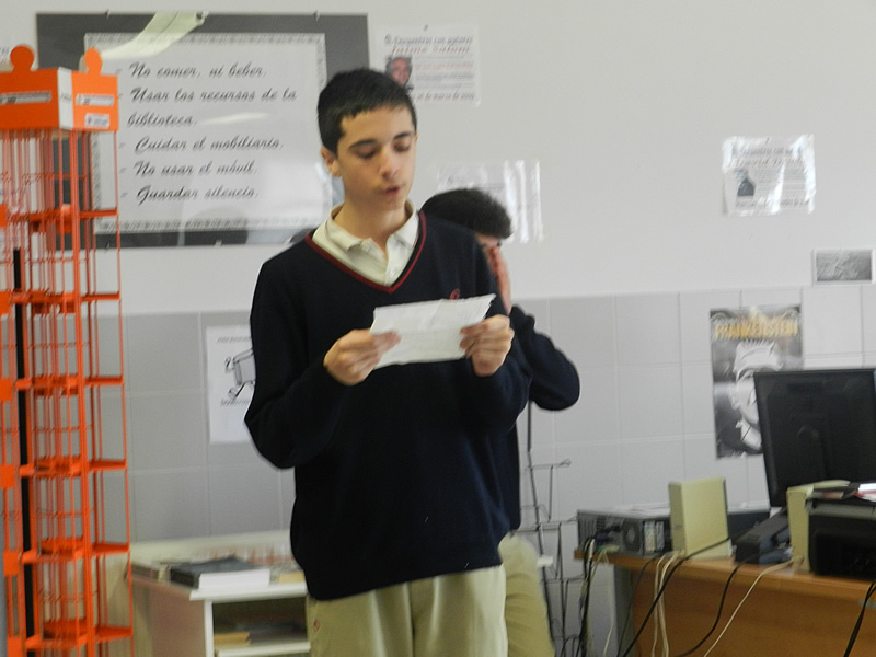 VI POETRY SLAM COLEGIO MAYOL
