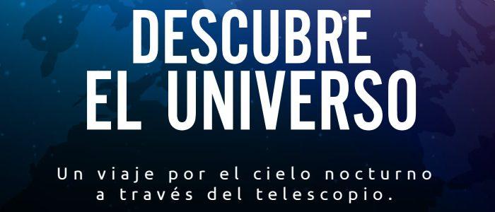 DESCUBRE EL UNIVERSO