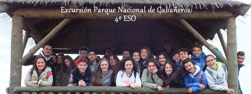 Excursión Parque nacional Cabañeros