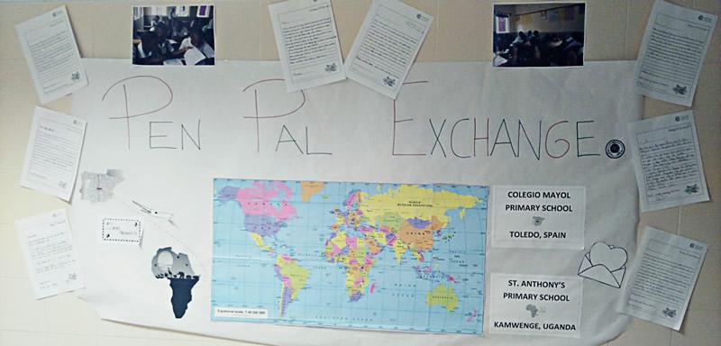 Pen Pal Exchange