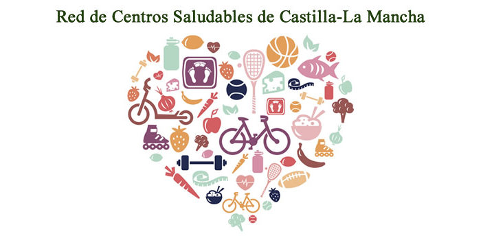 Red de Centros Saludables de CLM
