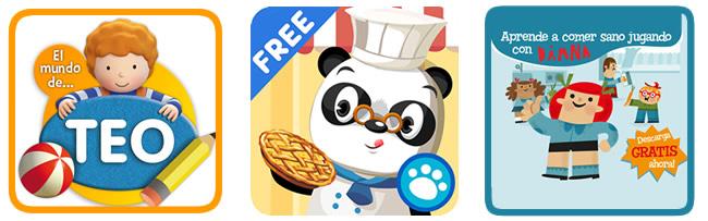 App sobre alimentación infantil