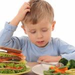 Problemas con la alimentación infantil