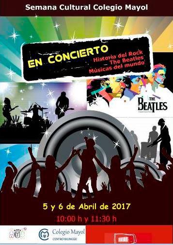 Semana Cultural Colegio Mayol