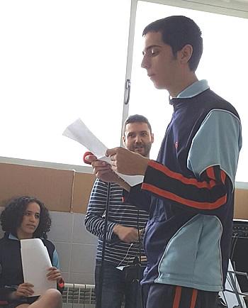Tercera edición Poetry Slam 2016-17