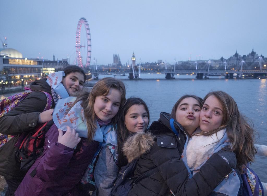 Fotos Proy Ling-Cult Londres 16/17