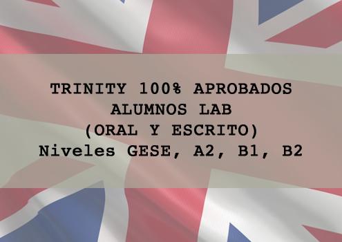 trinity aprobados