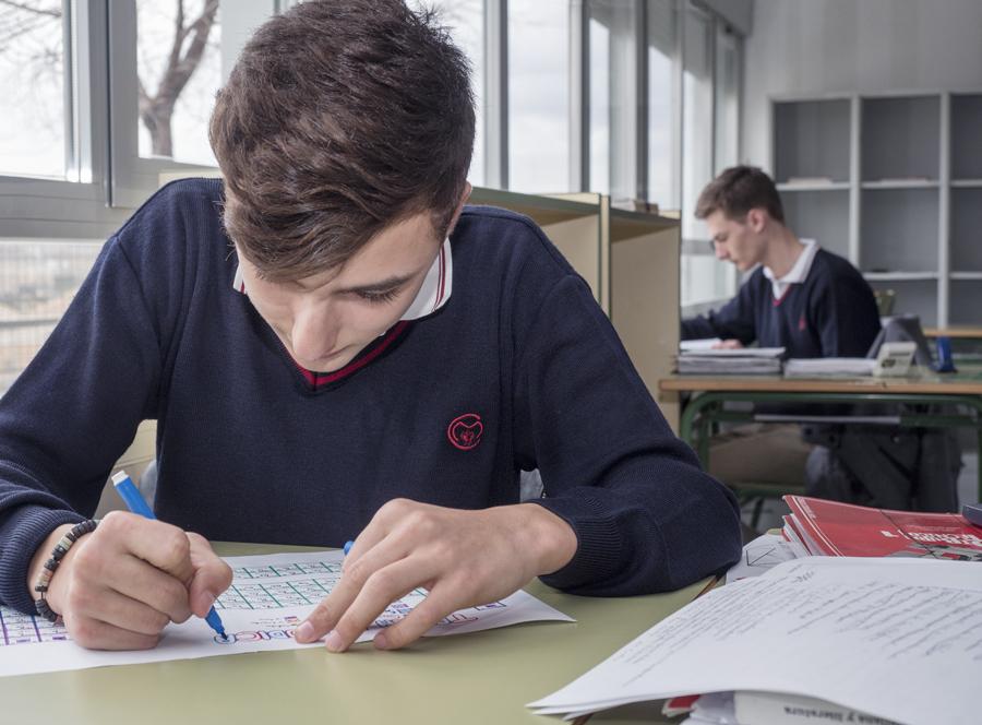 Colegio Internado, colegio interno y residencia masculina
