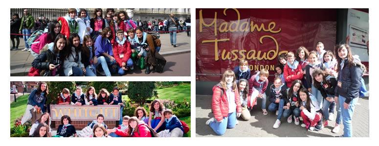 FOTOS INTERCAMBIO 2012-13