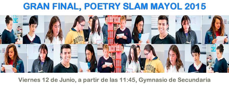 Gran Final Poetry Slam