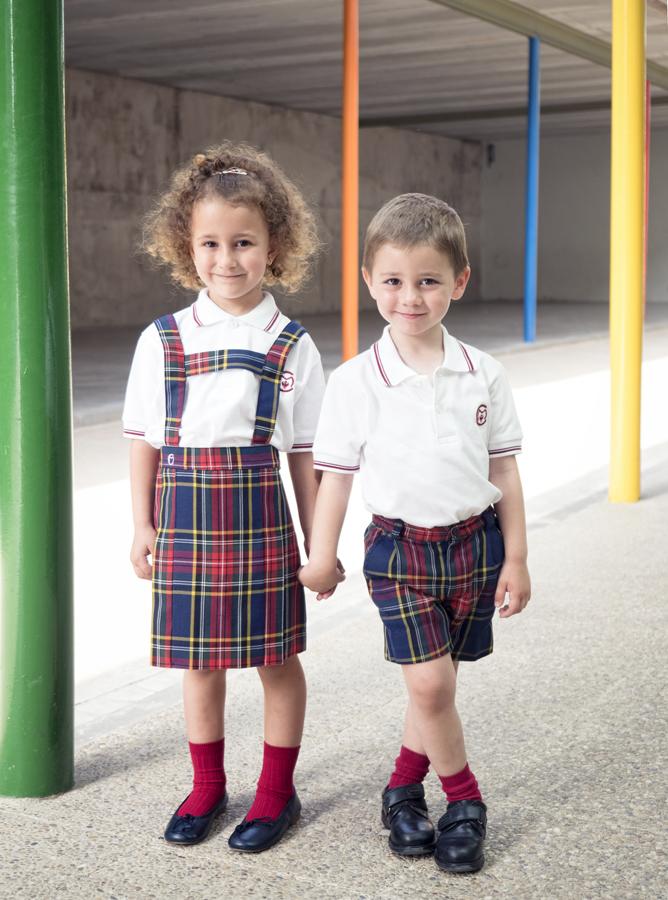Uniforme Escolar - Educación Infantil
