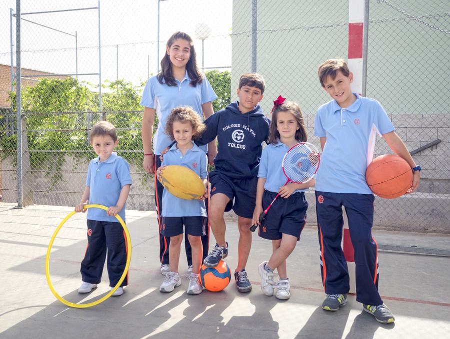 Uniforme Deportivo - Colegio Mayol