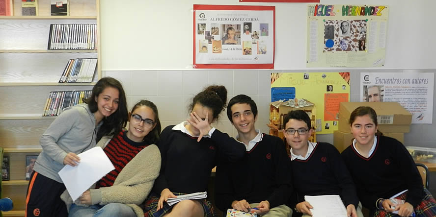 Alumnos Poetry Slam