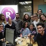 LOS ALUMNOS DEL MAYOL EN RADIO DE CASTILLA-LA MANCHA