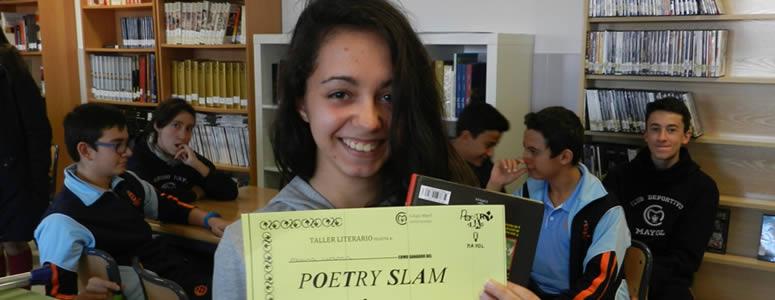 Poetry Slam Tercera edicion 2015-16