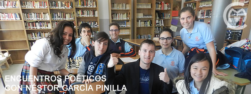 ENCUENTROS POÉTICOS CON NÉSTOR GARCÍA PINILLA