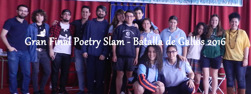 GRAN FINAL POETRY SLAM Y BATALLA DE GALLOS