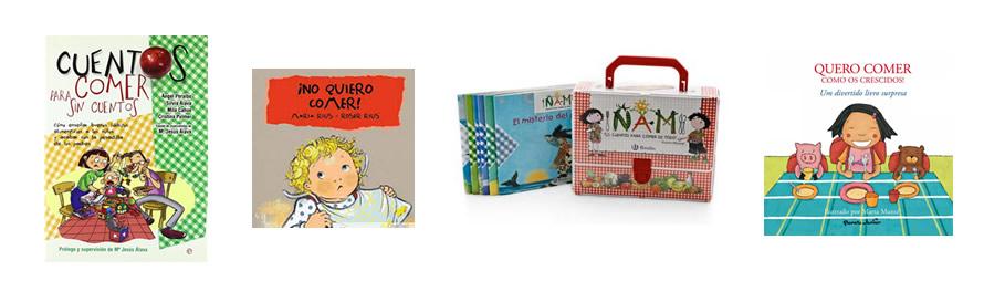 Libros sobre educación nutricional infantil