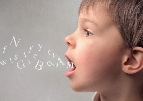 El habla en los niños de 0 a 3 años