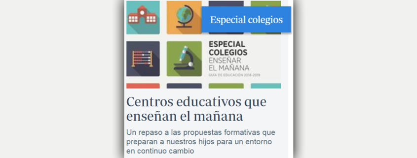 ABC Especial Colegios - Colegio Mayol