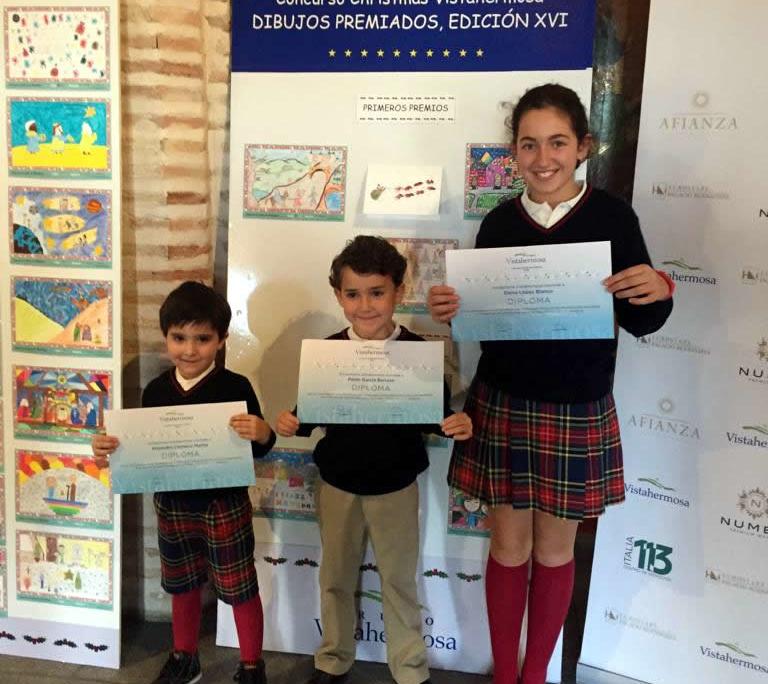 Premios alumnos Colegio Mayol