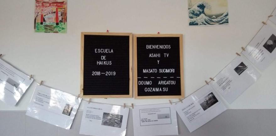 Escuela de Haikus