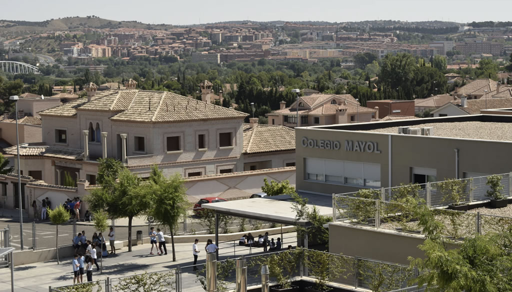 Colegio Mayol, tu residencia en Toledo V