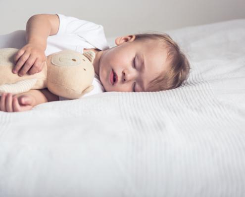 El gran reto de dormir solo