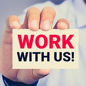 Trabaja con nosotros