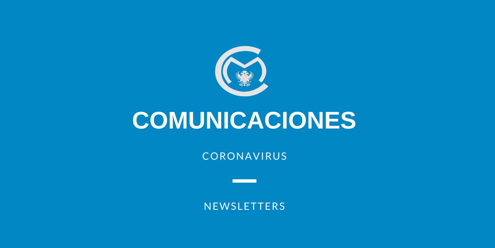 Coranovirus-Newsletter