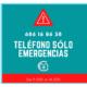 Teléfono de Emergencias COVID-19